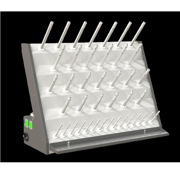 Сушка для лабораторной посуды электрическая СУЛ - 13