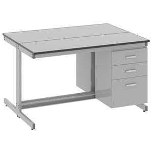 Стол лабораторный островной - 3.031.05