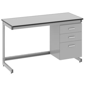Стол лабораторный пристенный - 3.031.05