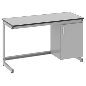Стол лабораторный пристенный - 3.051.05