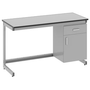 Стол лабораторный пристенный - 3.061.05