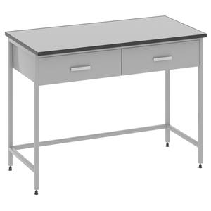 Стол лабораторный пристенный -1.021.05
