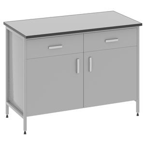 Стол лабораторный пристенный - 1.091.05