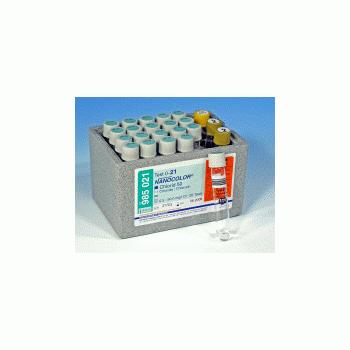 Пробирочный тест NANOCOLOR® Хлориды 50