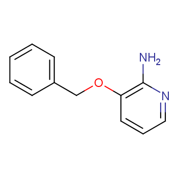 3-(бензилокси)пиридин-2-амин