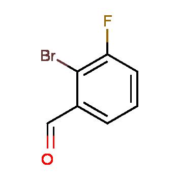 2-бромо-3-фтобензальдегид