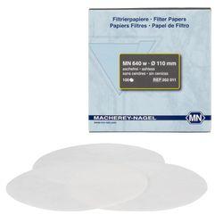 Беззольная фильтровальная бумага